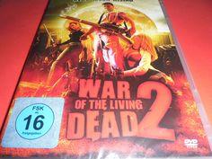 """War of the Living Dead 2 - Girls, Zombies und Rock`n`Roll! (2009) """"OVP/NEU"""""""
