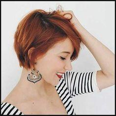 20 Neue Nette Frisur Ideen für Kurze Haare | Einfache Frisuren