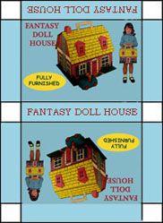 dollhouse games printables post 1950