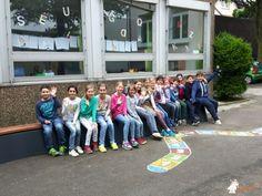 Boombank DeLuxe Antraciet Ovaal bij Förderverein der Albert-Schweitzer-Schule  in Velbert