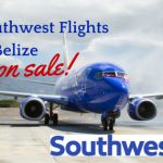 Southwest Ticket Sales to Belize Began on May 14th