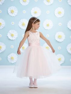 9916de8df39 Joan Calabrese flower girl dress for Mon Cheri - Style No.
