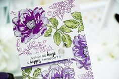 """Pre-order New Product Altenew Stamps """"Beautiful Day"""""""