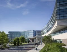 The Arc- The Penn State Hershey Children's Hospital and Cancer Institute by Payette (C) Rachellynn Photography. New entry for the WAN Healthcare Award 2014