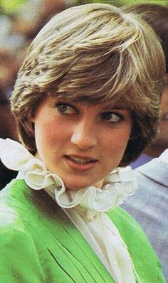 May 9, 1981: Lady Diana and Prince Charles open a special exhibition at…