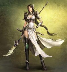 warrior women | Warrior_Female