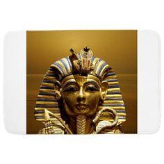 King Tut Bathmat on CafePress.com