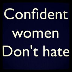 Insecure females do.... #haters #quotes #hate