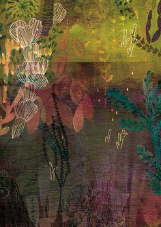 deep dreaming by Tiel Seivl-Keevers