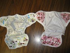 Cloth diaper cover tutorial...patterned after Thirsties Duo Wrap Snap