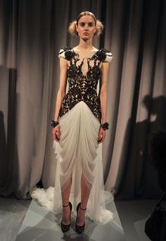 Marchesa - Presentation - Fall 2011 Mercedes-Benz Fashion Week