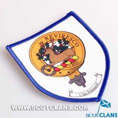 Maxwell Clan Crest S