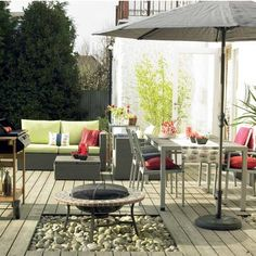 Urban-chic garden | Garden ideas | Image | housetohome.co.uk