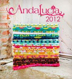 Andalucia 2012 by Patty Young (Micheal Miller Fabric)