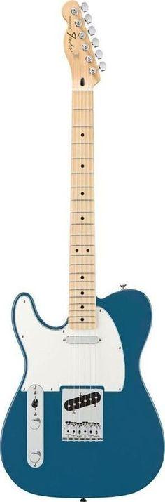 Fender Left-Handed Standard Telecaster Electric Guitar