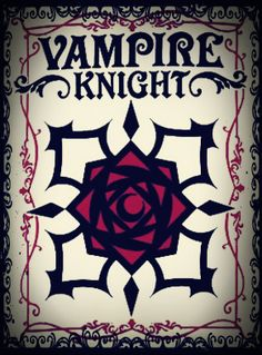 (Vampire Knight) - One of the best romance (kinda twisted) animes around.