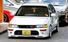 Corolla Tuning, Trd, Jdm Cars, Toyota Corolla, Car Garage, Honda Civic, Sport Cars, Cars Motorcycles, Photo Art