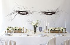 Oregon Bride Magazine / Winter Cool: Scandinavian Wedding Inspiration / George Barberis Photography