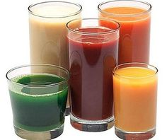 Cancer Fighting Juices & Foods