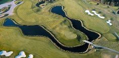 Did you know that Boyne has nine championship golf courses?