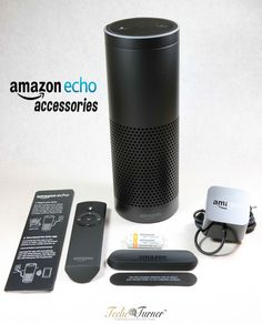 Amazon Echo Accessories- www.theteelieblog.com Introducing Amazon Echo Accessories. ‬ ‪#‎echoaccessories‬ ‪