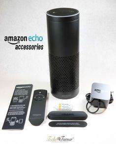Amazon Echo Accessories- www.theteelieblog.com Introducing Amazon Echo Accessories.  #echoaccessories 
