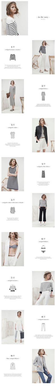 Massimo Dutti – In The Navy
