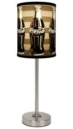 Coca-Cola Lamp