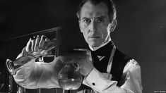 Peter Cushing as Baron Frankenstein in 'Frankenstein Must Be Destroyed' (1969) from bbc