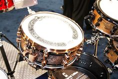 Mapex Stamped Snare, Mayan Special Edition