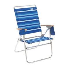 Rio Brands Hi Boy Beach Chair with Canopy - Best Cheap Modern Furniture Cheap Modern Furniture, Luxury Furniture, Cool Furniture, Outdoor Furniture, Bedroom Furniture, Rustic Furniture, Rio Beach Chairs, Best Beach Chair, Folding Beach Chair