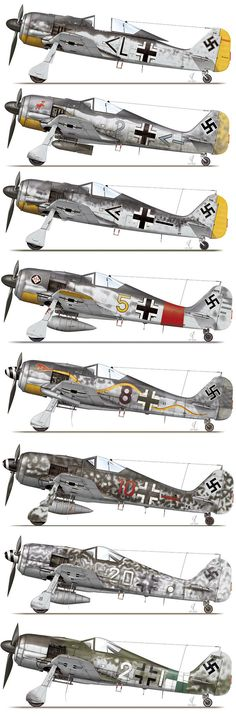 War Machines - Nazi Germany Focke Wulf Fw 190                                                                                                                                                                                 Más