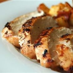 Grilled Chicken with Herbs - Allrecipes.com