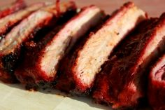 All-American BBQ Spareribs. Honor your special veteran but grilling up some great #bbq #ribs.