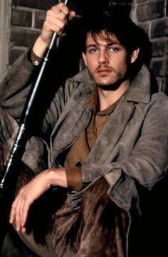 """Michael Paré in """"Streets of Fire"""" (1984)."""