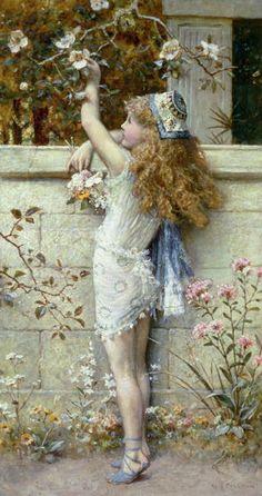 Artist painter - William Stephen Coleman, English -1829-1904
