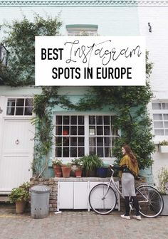 best instagram spots in Europe
