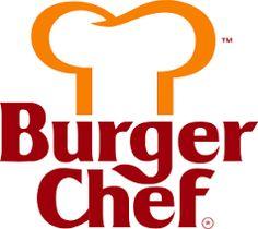 Znalezione obrazy dla zapytania burger chef logo