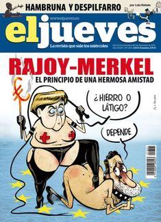 Facebook veta polémica portada de revista española