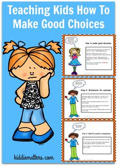 Can somone help me write an essay on making good choices?
