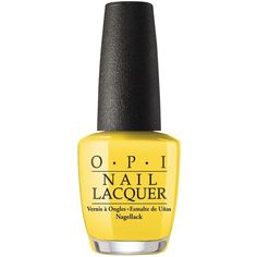 Opi Fiji Exotic Birds Do Not Tweet 15Ml Nail Polish &Amp; Free Clear... ($17) ❤ liked on Polyvore featuring beauty products, nail care, nail polish, nails, beauty, makeup, opi, opi nail varnish, opi nail polish and opi nail color