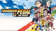 "Crunchyroll - Crunchyroll to Stream ""Yowamushi Pedal: The Movie"""