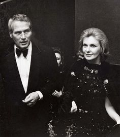 Paul Newman & Joanne Woodward were famously dubbed the golden couple of Hollywood,