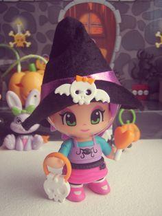 Pinypon Halloween.  www.freakyfamilystory.blogspot.com