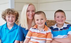About Us - Kitchen Fun With My 3 Sons