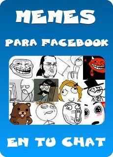 Los MEMES en tu chat de Facebook
