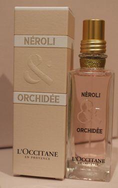 L'Occitane en Provence Neroli EDT Review http://onestilettoatatime.com/loccitane-en-provence-neroli-orchidee-eau-de-toilette/