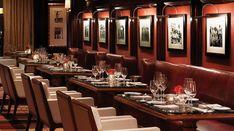 Spectacullar and Elegant Restaurant Interior and Exterior Design of The Country Club, Las Vegas Dining Room