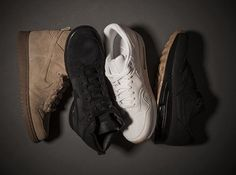 online store b8175 aea86 apc nike sportswear 2013 A.P.C. x Nike Sportswear Air Maxim 1 + Dunk High  Summer 2013