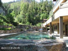 Sleeping Child Hot Springs, Hamilton, Montana